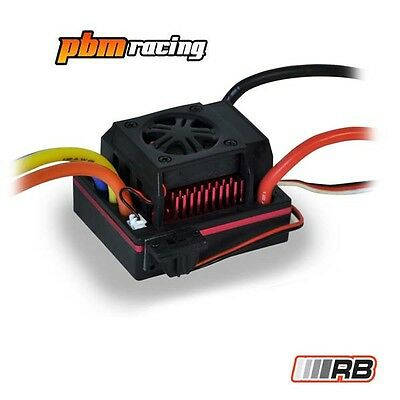 RB 150 Amp 2-6S 1/8th Scale RC Electronic Speed Controller ESC RB-02011-010