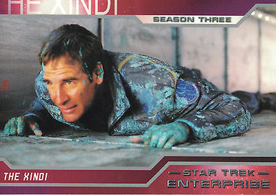 Star Trek: Enterprise Season 3  Trading Card Set (72 Cards)