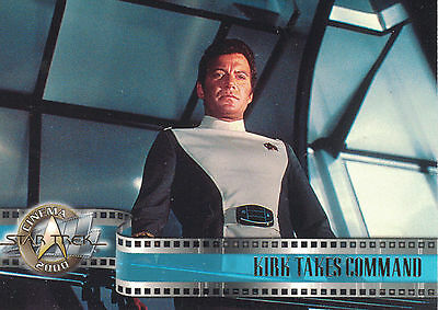 Star Trek: Cinema 2000 Trading Card Set (82 Cards + Bonus Cards)