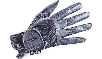 Uvex Riding gloves i performance 2 blue Isabell Werth touch screen capable blue