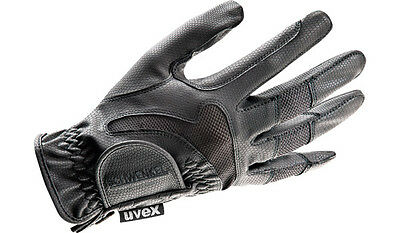 Uvex Riding gloves i performance 2 black Isabell Werth touch screen capable