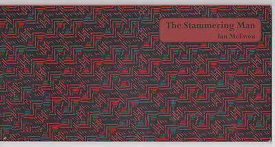 THE STAMMERING MAN  IAN MCEWEN  Signed