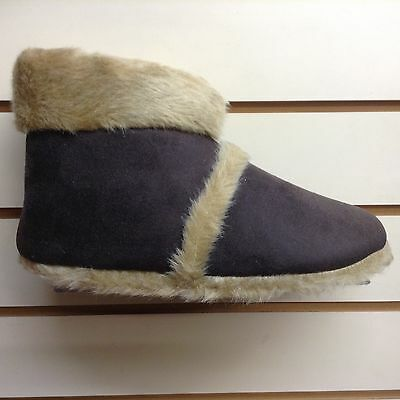 Gents Ugg Y Boot Slippers Sizes 6,7,8,9,10,11 New Mens Winter Warm Cosy Ladies