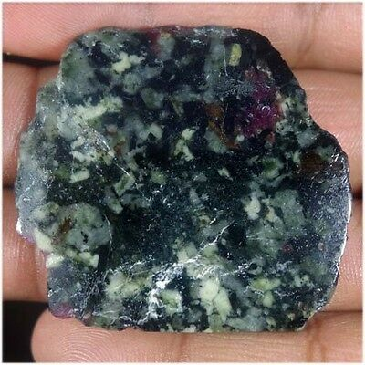 98.55Cts. 100% NATURAL RUSSIAN EUDIALYTE FANCY ROUGH UNTREATED GEMSTONE