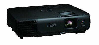 Epson EB-S03 LCD Multimedia Projector - Black