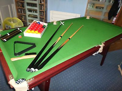 6ft BCE Snooker/Pool table