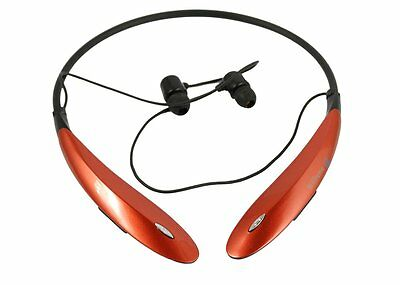 Xtreme 27852R Sport Auricolare da Collo Bluetooth 2 in 1, Bluetooth 4,0 (p0F)