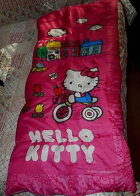 "Hello Kitty® by Sanrio Youth Sleeping Bag - 28"" x 56"" -  Licensed"