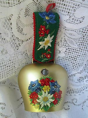 VINTAGE CHRISTMAS   COLORSCOPE  MUSIC BOX Bell shaped PEEP HOLE Slide Show