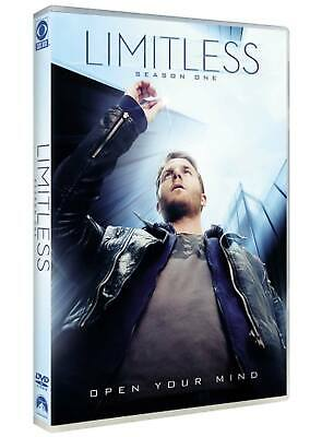 Limitless - Stagione 01  6 Dvd  Cofanetto  Serie-Tv
