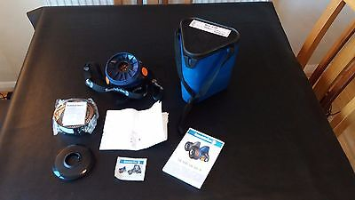 Sundstrom SR 100 Silicone Half Face Mask Medium/Large & P3 Filter Included - NEW