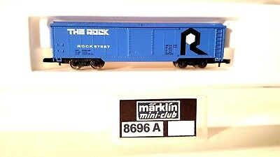 Z Scale Marklin Mini-Club 8696A The Rock Box Car