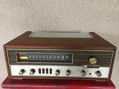 Fisher 500T Stereo AM/FM Receiver Needs Repair