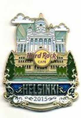 Hard Rock Cafe Icon Helsinki SOLD OUT! VERY RARE!