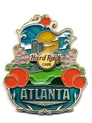 Hard Rock Cafe Icon Atlanta SOLD OUT! VERY RARE!