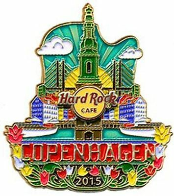 Hard Rock Cafe Icon Copenhagen SOLD OUT! RARE!