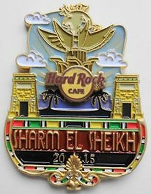 Hard Rock Cafe Icon Sharm el Sheikh SOLD OUT!VERY RARE!