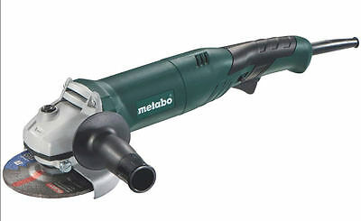 Meuleuse d'angle Metabo W 1450-125 RT - 1450 W -  PROMO