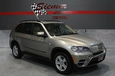 2011 BMW X5 xDrive35d Sport Utility 4-Door awd,brown,leather,sunroof