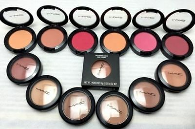 NEW BOXED MAC Sheertone Blush Full Size Choose Your Shade New Year Gift Make Up