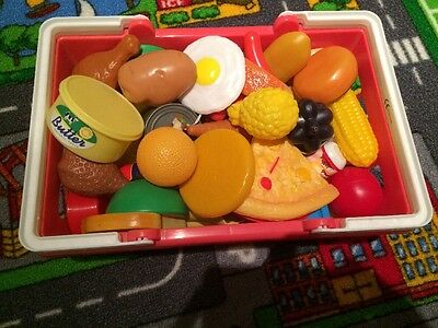 toy food in the Basket