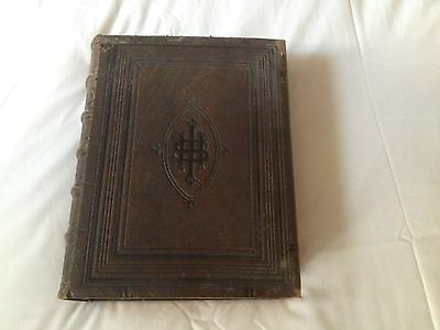 The Holy Bible - Old & New Testaments - Eyre & Spottiswoode