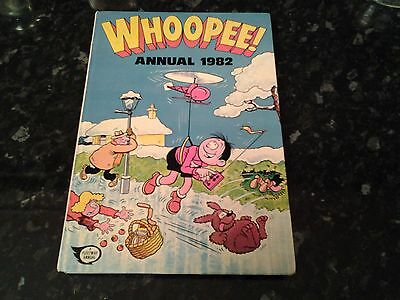Whoopee Annual 1982 Vintage Annual Christmas