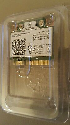 Intel Dual Band Wireless-AC 7260 - Network adapter new and sealed!.. UK ...
