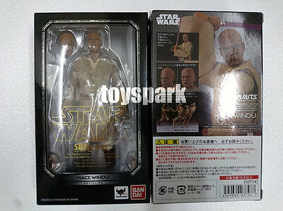 BANDAI S.H.Figuarts Star Wars II Attack of the Clones MACE WINDU action figure