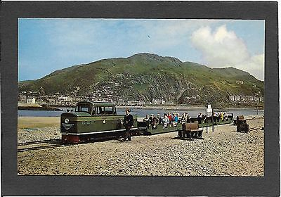 Merionethshire;Fairbourne Minature Railway.Barmouth. Postcard