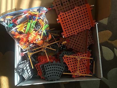 Bowsers Knex Castle Ultimate Building Set Mario Kart Wii Missing Some Pieces