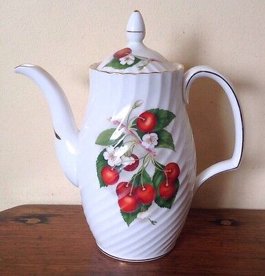 Adderley Coffee Pot- Cherry Ripe H1285