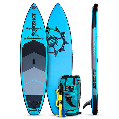Slingshot Crossbreed 11 Inflatable SUP Board