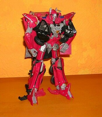 Transformers Dark of the Moon Leader Class Sentinel Prime 2011 dotm