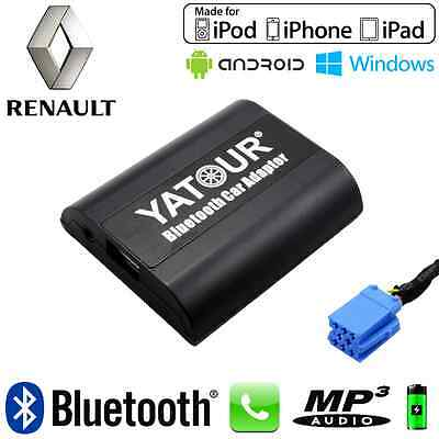 Interface Kit mains libres Bluetooth et streaming audio RENAULT - Neuf