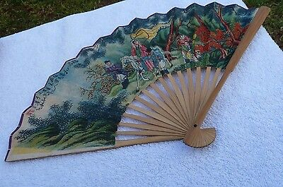 Collectable hand fan