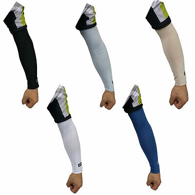 5 Pairs Cooling Arm Sleeves Cover UV Sun Protection Outdoor Sports XERU TOP COOL