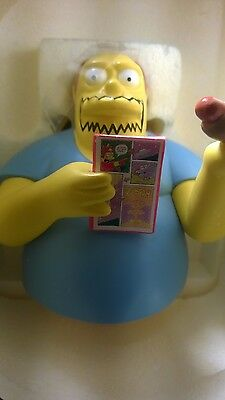 The Simpsons - Sideshow Collectibles - Comic Book Guy Polystone Bust - Ltd Ed.