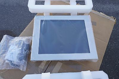 "Vartech VT190PSS 19"" LCD Industrial Display Operator Panel"