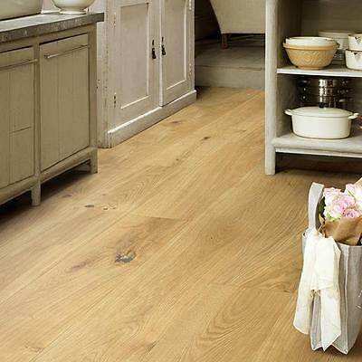 Engineered Oak Lacquered Flooring 180mm - NEW RANGE ONLY £23.99 SQM