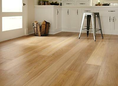 Engineered Oak Natural Lacquered Flooring 150mm - £22.99 SQM