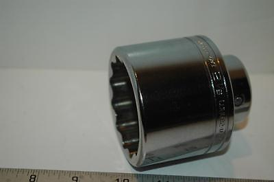 Snap On Tools 2 1/2'' Socket LDH682  Aviation Tool Automotive 3/4'' Drive