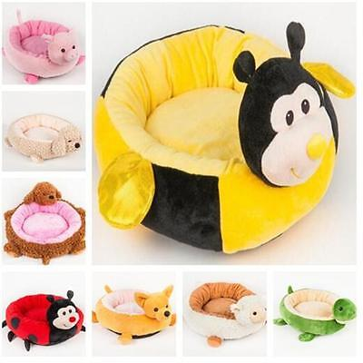 Cartoon Pet Bed Dog Bed Cat Mat Sofa Puppy House Couch Sleeping Cushion Kennel