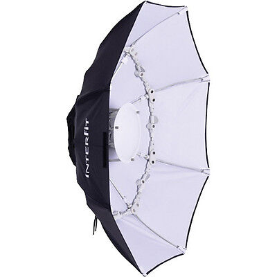 """Interfit Beauty Dish White S-Type Adapter (40"""")  INT783"""