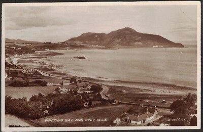 Whiting Bay & Holy Isle, Buteshire, Scotland, Rp.