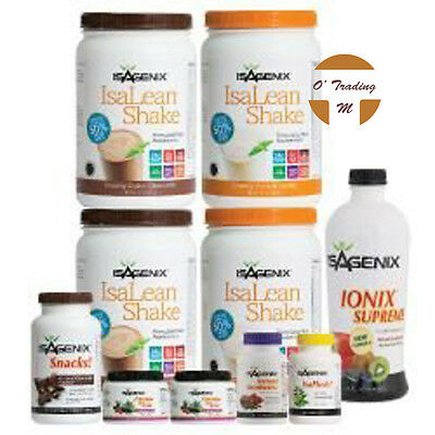 Isagenix 30 Day Nutritional Cleanse & Weight Loss Program Pack