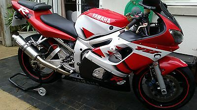 Yamaha Yzf-R6 1999  Superb Example Private Plate