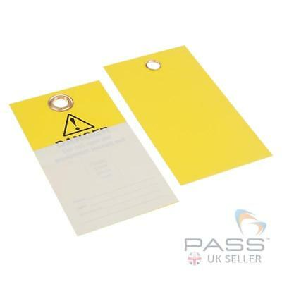 Danger - Do Not Operate - Photo ID - Pack of 10