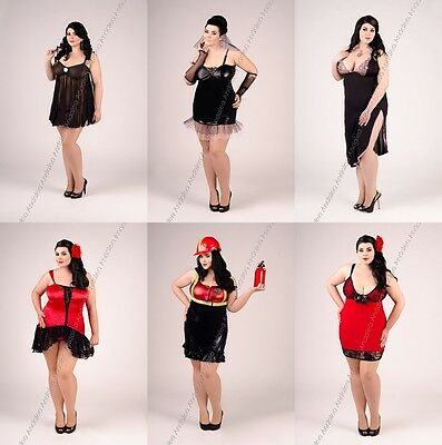 Special Price Sale Exclusive Lingerie  Andalea Woman Plus Size 10 - 28 Chemise