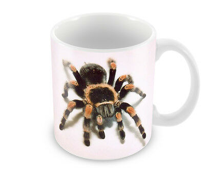 Red Knee Tarantula  Coffee Mug Free Personalisation  Spider